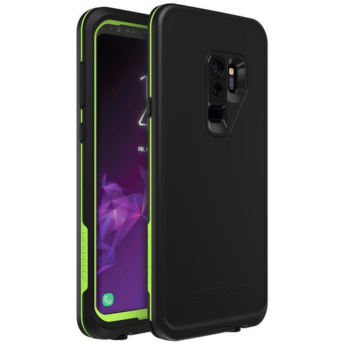 LifeProof Fre Waterproof Case for Samsung Galaxy S9+ (Night Black)